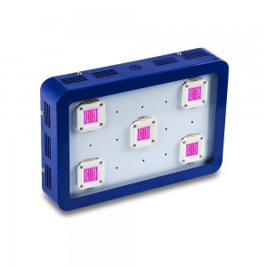 design hydroponic growing systems greenhouse dimmable 1500w led grow light