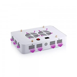 Indoor greenhouse led grow light 300w full spectrum lamp for hydroponic lighting