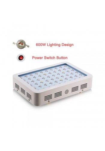 LED grow lamp full spectrum grow led light 600W led grow light for greenhouse home